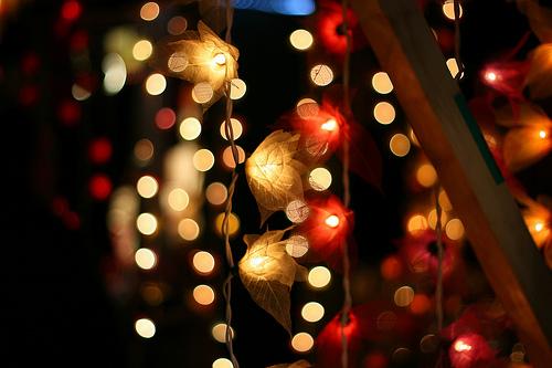 Pics For > Tumblr Photography Christmas Lights